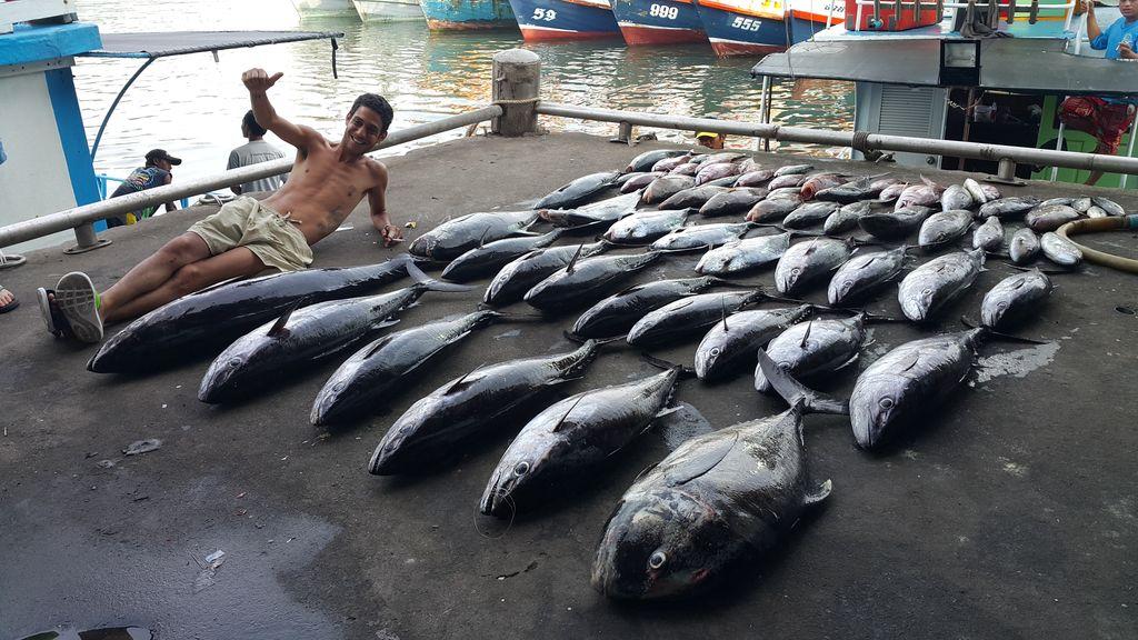 Лучшая морская рыбалка на Пхукете к вашим услугам!