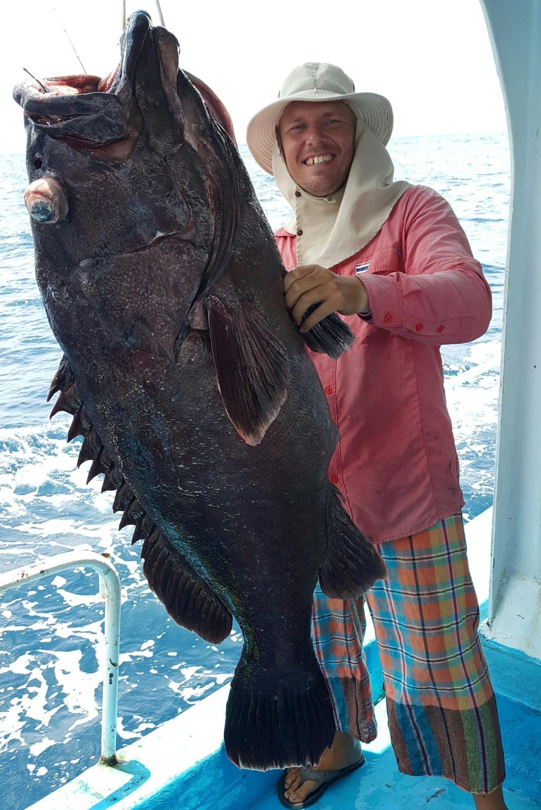 Морская рыбалка в Тайланде на Пхукете Андаманское море отдых туры отзывы цены фото и видео